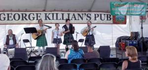 Mulligan Stew at 2013 Colorado Irish Festival