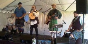 "We were joined by Michael ""Lurch"" Mc Intyre and Timm Herrod at the 2013 Colorado Scottish Festival"